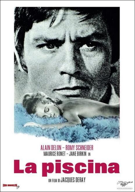 La piscina di Jacques Deray - DVD