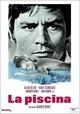 Cover Dvd La piscina