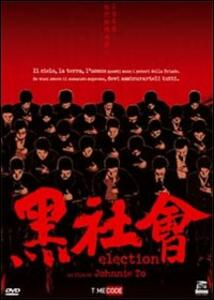 Election di Johnnie To - DVD
