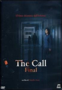 The Call 3. Final di Manabu Asou - DVD