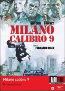 Milano calibro nove di Fernando Di Leo - DVD