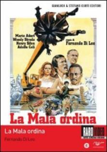La Mala ordina di Fernando Di Leo - DVD