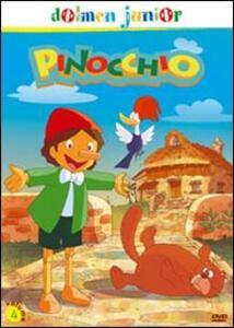 Pinocchio. Vol. 4 di Shigeo Koshi,Hiroshi Saito - DVD