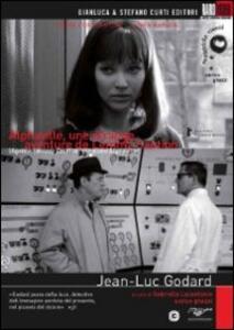 Agente Lemmy Caution, missione Alphaville di Jean-Luc Godard - DVD