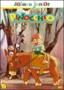 Pinocchio. Vol. 6 di Shigeo Koshi,Hiroshi Saito - DVD