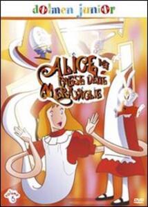 Alice nel paese delle meraviglie. Vol. 3 di Shigeo Koshi - DVD