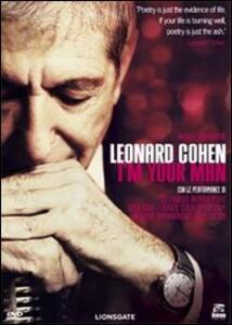 Leonard Cohen: I'm Your Man di Lian Lunson - DVD