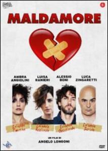 Maldamore di Angelo Longoni - DVD