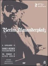 Copertina  Berlin Alexanderplatz [DVD] : il capolavoro