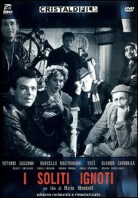 I soliti ignoti di Mario Monicelli - DVD
