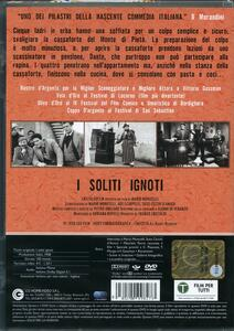 I soliti ignoti di Mario Monicelli - DVD - 2