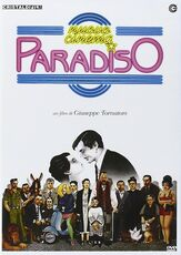 Film Nuovo cinema Paradiso Giuseppe Tornatore