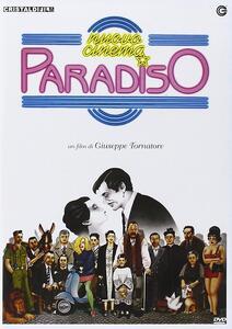 Nuovo cinema Paradiso di Giuseppe Tornatore - DVD