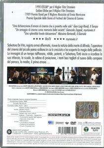 Nuovo cinema Paradiso di Giuseppe Tornatore - DVD - 2