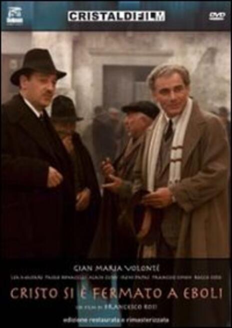 Cristo si è fermato a Eboli di Francesco Rosi - DVD