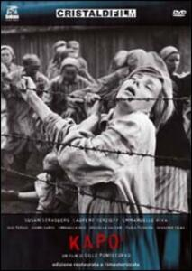 Kapò di Gillo Pontecorvo - DVD