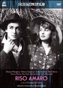 Riso amaro di Giuseppe De Santis - DVD