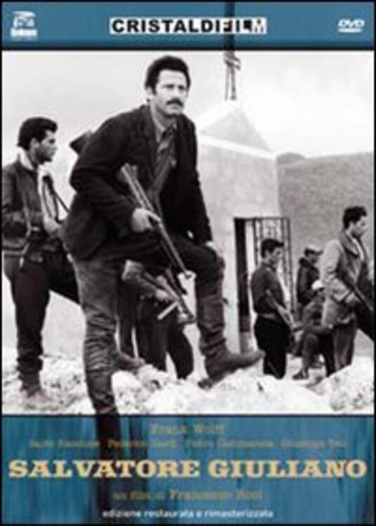 Salvatore Giuliano di Francesco Rosi - DVD