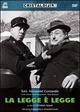 Cover Dvd DVD La legge è legge