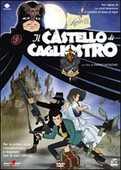 Film Lupin III. Il castello di Cagliostro Hayao Miyazaki