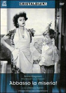 Abbasso la miseria! di Gennaro Righelli - DVD