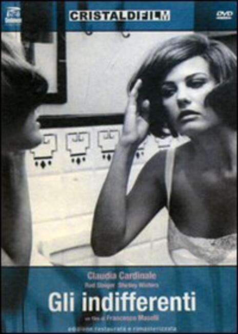 Gli indifferenti di Francesco Maselli - DVD