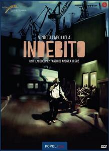 Indebito di Andrea Segre - DVD