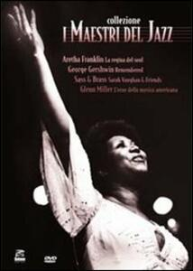 I maestri del jazz (4 DVD)