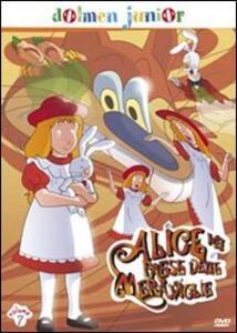 Alice nel paese delle meraviglie. Vol. 7 di Shigeo Koshi - DVD