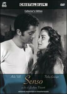 Senso<span>.</span> Collector's Edition di Luchino Visconti - DVD