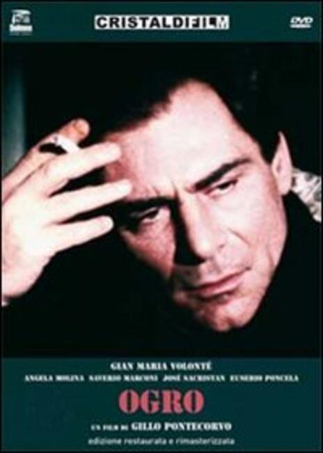 Ogro di Gillo Pontecorvo - DVD