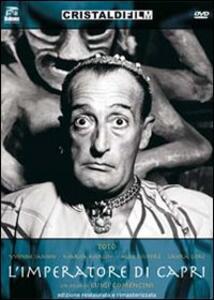 L' imperatore di Capri di Luigi Comencini - DVD