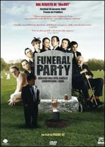 Funeral Party di Frank Oz - DVD