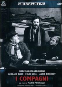 I compagni di Mario Monicelli - DVD