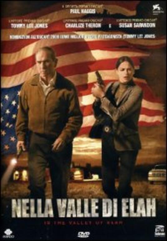 Nella valle di Elah (1 DVD) di Paul Haggis - DVD