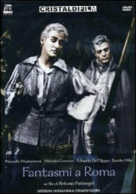 Fantasmi a Roma di Antonio Pietrangeli - DVD