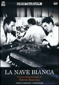 Cover Dvd La nave bianca
