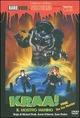 Cover Dvd DVD Kraa! Il mostro marino