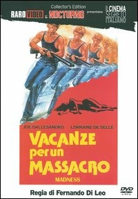 Locandina Vacanze per un massacro