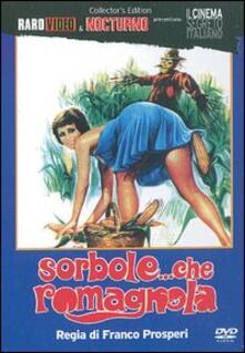 Sorbole... che romagnola! di Alfredo Rizzo - DVD