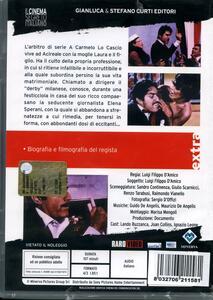 L' arbitro di Luigi Filippo D'Amico - DVD - 2