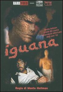 Iguana di Monte Hellman - DVD