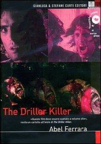 Locandina The Driller Killer