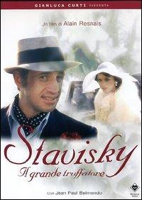 Locandina Stavisky il grande truffatore