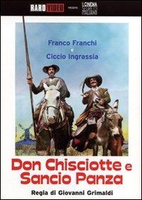 Locandina Don Chisciotte e Sancio Panza