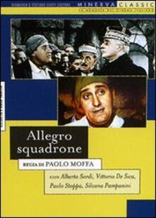 Allegro squadrone di Paolo Moffa - DVD