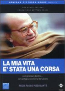 La mia vita è stata una corsa di Paolo Pizzolante - DVD