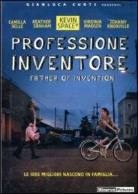 Cover Dvd Professione inventore