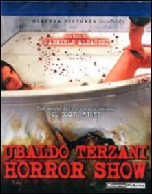 Ubaldo Terzani Horror Show di Gabriele Albanesi - Blu-ray