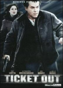 Ticket Out di Doug Lodato - DVD